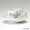 マイセン(Meissen) ホワイトローズ 029510/00582コーヒーカップ&ソーサー 200cc