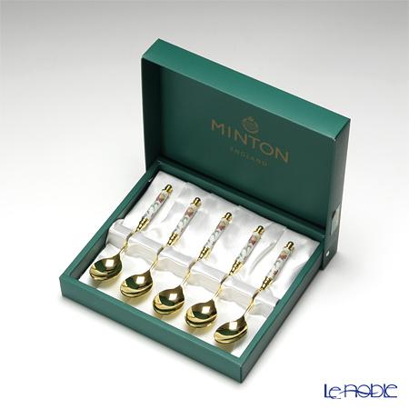 Minton Haddon Hall Teaspoon 5 Pcs HH002G