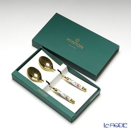 Minton Haddon Hall Tea spoon 2 Pcs HH005G