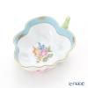 Herend Blue rose Tulip RTFB 02492-0-00 Open sugar 10.5 cm