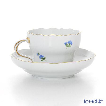 マイセン(Meissen) ベーシックフラワー(一つ花) 030110/00582/05コーヒーカップ&ソーサー 200cc Motiv No.5 桜草
