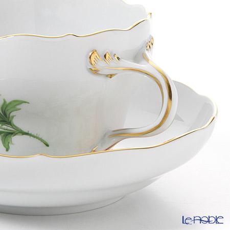 マイセン(Meissen) ベーシックフラワー(一つ花) 030110/00582/08コーヒーカップ&ソーサー 200cc Motiv No.8 ケシ