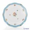 ヘレンド ローズチューリップ ブルー RTFB 20517-0-00プレート 19cm