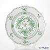 Herend forest treasures green WZ 00517-0-00 / 517 Plate 19 cm