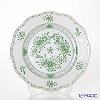 Herend 'Waldstein' Green WZ 00517-0-00/517 Plate 19cm