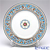 Wedgwood 'Florentine Turquoise' Blue Plate 27cm