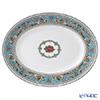 Wedgwood Florentine Turquoise Oval Dish 35 cm