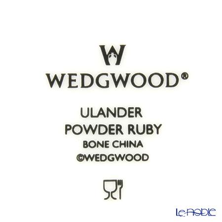 ウェッジウッド(Wedgwood) ユーランダーパウダールビーティーカップ&ソーサー(ピオニー)