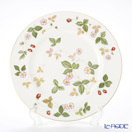 Wedgwood Wild Strawberry Plate 27 cm