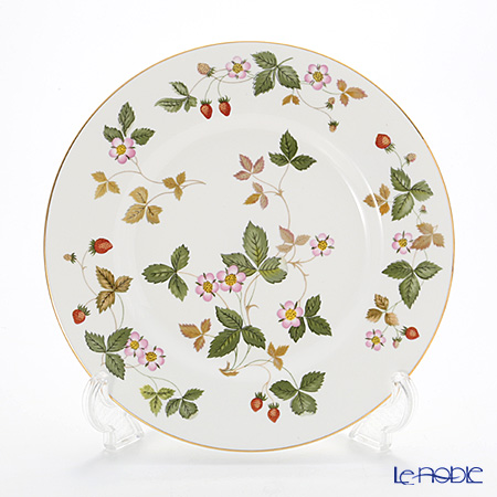 Wedgwood Wild Strawberry Plate 23cm
