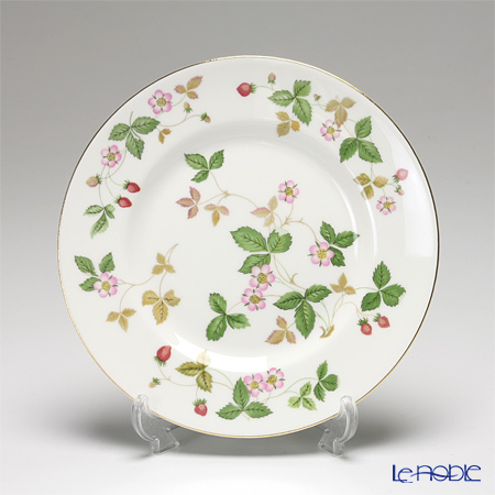 Wedgwood 'Wild Strawberry' Plate 18cm