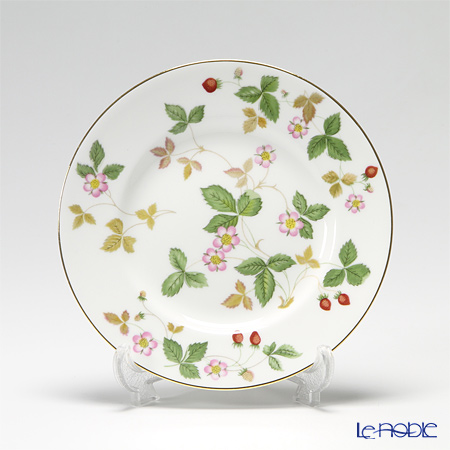 Wedgwood 'Wild Strawberry' Plate 15cm