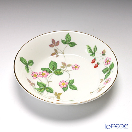 Wedgwood Wild Strawberry Fruit Saucer 13cm