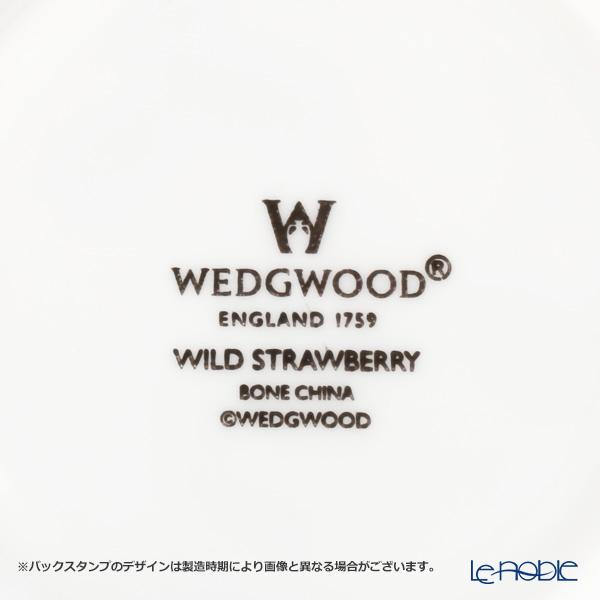 ウェッジウッド(Wedgwood) ワイルドストロベリーティーカップ&ソーサー(リー)