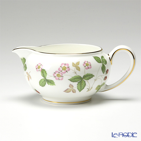 Wedgwood Wild Strawberry Cream Jug 0.3 ltr