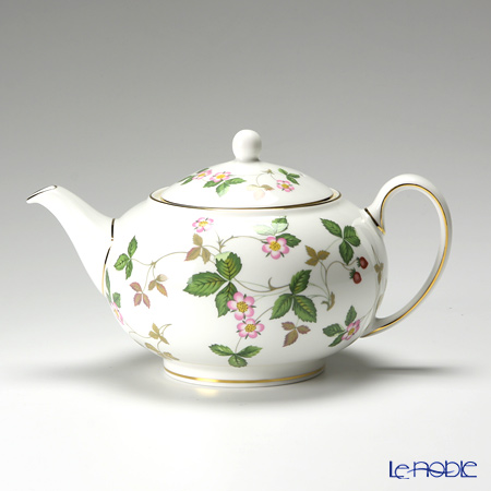 Wedgwood Wild Strawberry Teapot 1.2 ltr