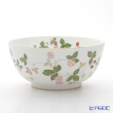 Wedgwood Wild Strawberry Salad Bowl 25cm