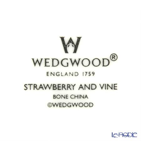 ウェッジウッド(Wedgwood) ストロベリー&バインサラダソーサー 18cm