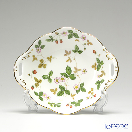 Wedgwood 'Wild Strawberry' Windsor Plate 19cm (S)