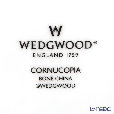 ウェッジウッド(Wedgwood) コーヌコピアシュガーボックス(ティー) L 9cm