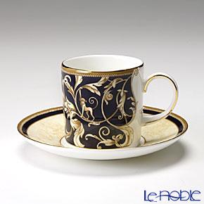 ウェッジウッド(Wedgwood) コーヌコピアコーヒーカップ&ソーサー(キャン)