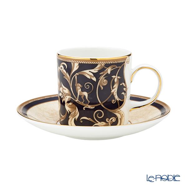 ウェッジウッド(Wedgwood) コーヌコピア コーヒーカップ&ソーサー(キャン)