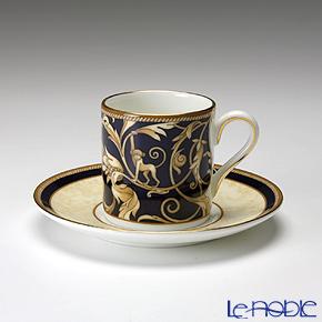 ウェッジウッド(Wedgwood) コーヌコピアコーヒーカップ&ソーサー(ボンド)