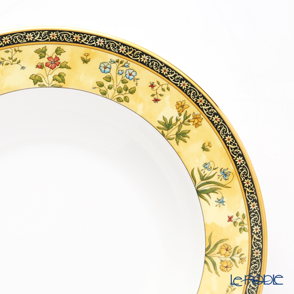 Wedgwood India Soup Plate 20cm