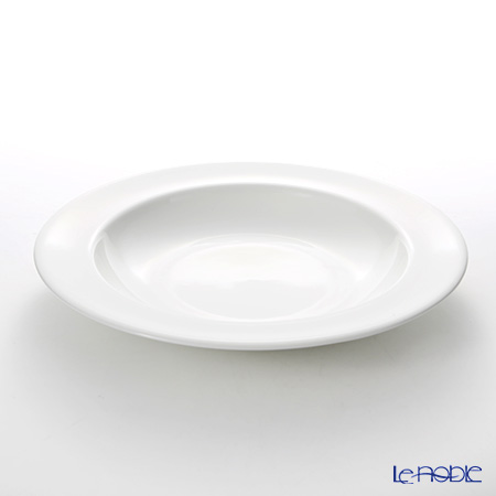 Wedgwood 'White Connaught' Pasta Plate 28.5cm