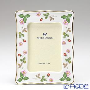 ウェッジウッド(Wedgwood) ワイルドストロベリー トラディショナルピクチャーフレーム 17×13cm