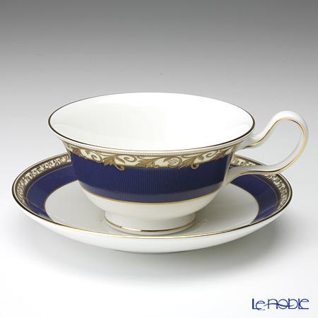 ウェッジウッド(Wedgwood) ロココ ティーカップ&ソーサー(ピオニー)