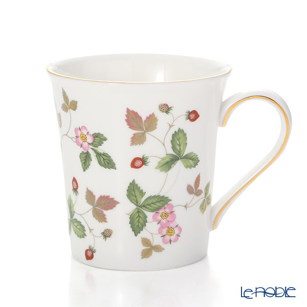 Wedgwood 'Wild Strawberry' Delphi Beaker Mug 300ml