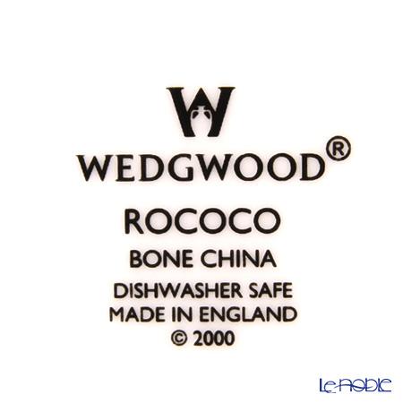 ウェッジウッド(Wedgwood) ロココプレート 20cm(アクセント)