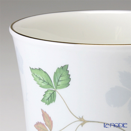 Wedgwood 'Wild Strawberry Pastel Blue' Delphi Beaker Mug 300ml