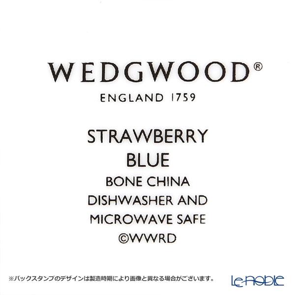 Wedgwood 'Straebwerry Blue' Delphi Beaker Mug 300ml