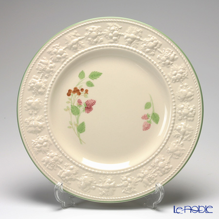 Wedgwood 'Earthenware - Festivity' Raspberry Plate 27cm