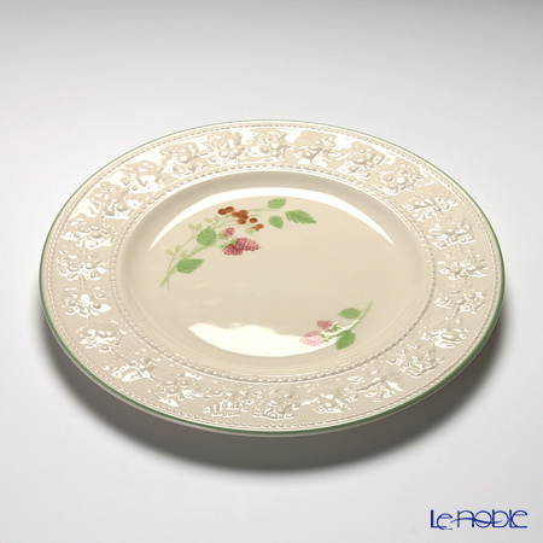 Wedgwood 'Earthenware - Festivity' Raspberry Plate 27cm