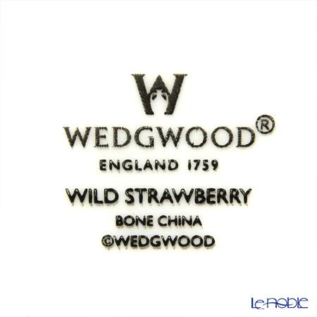 ウェッジウッド(Wedgwood) ワイルドストロベリーオクタゴナルディッシュ S 18cm