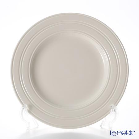 Wedgwood Jasper Conran Casual Plate 23 cm, cream
