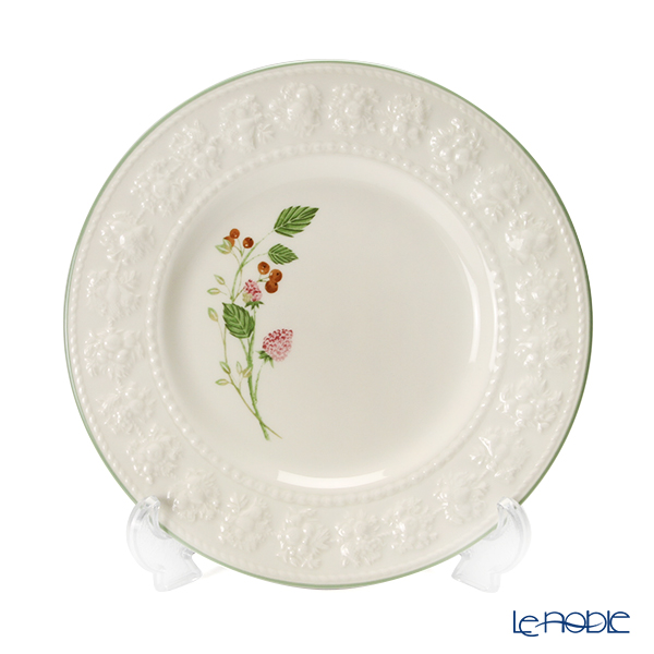 Wedgwood Festivity Raspberry Plate 21 cm