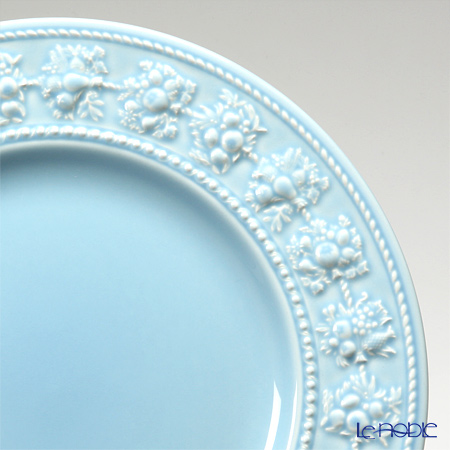 Wedgwood Festivity Blue Plate 27 cm