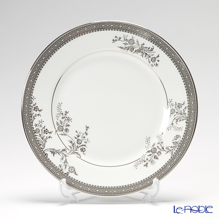 Wedgwood Vera Wang Lace Platinum Plate 20 cm