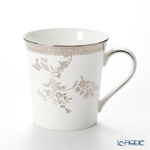 Wedgwood Vera Wang - Lace Platinum Mug 300ml