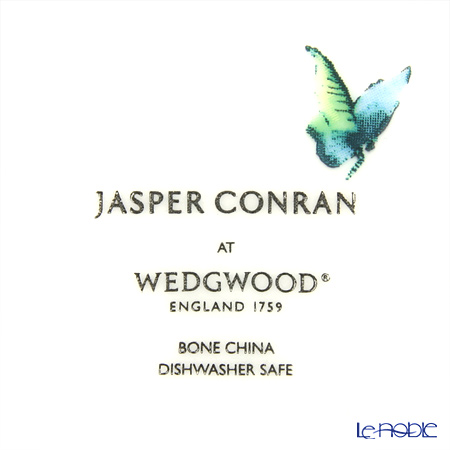ウェッジウッド(Wedgwood) ジャスパーコンラン シノワズリプレート 18cm(ホワイト)