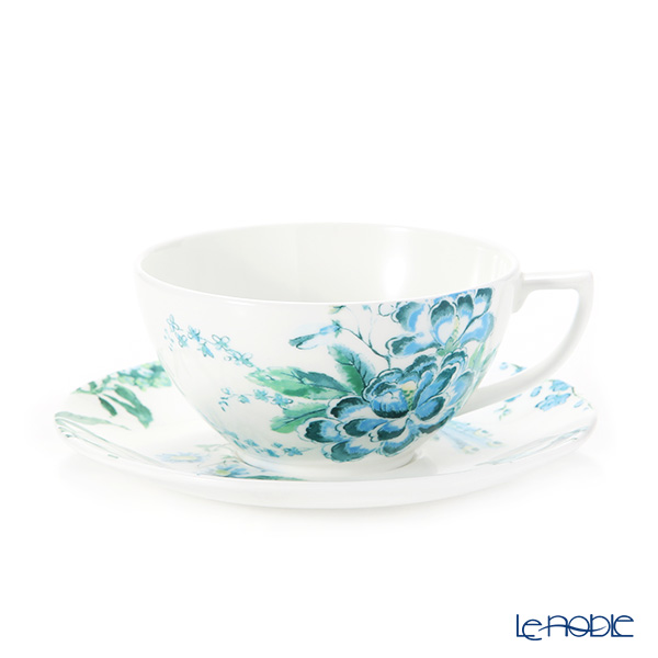 Wedgwood Jasper Conran Chinoiserie White Tea Cup & Saucer 300ml