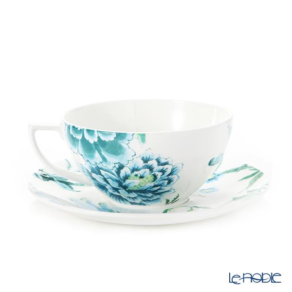 Wedgwood Jasper Conran Chinoiserie White Tea Cup & Saucer 300ml
