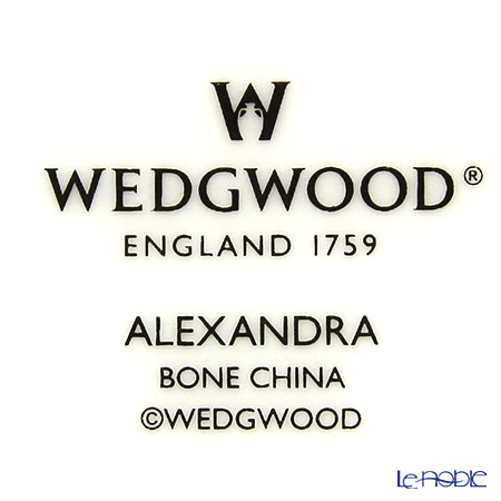 ウェッジウッド(Wedgwood) アレクサンドラクリーマー(ティー) S 150cc