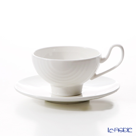 Wedgwood Ethereal 101 Espresso Cup & Saucer 90 cc