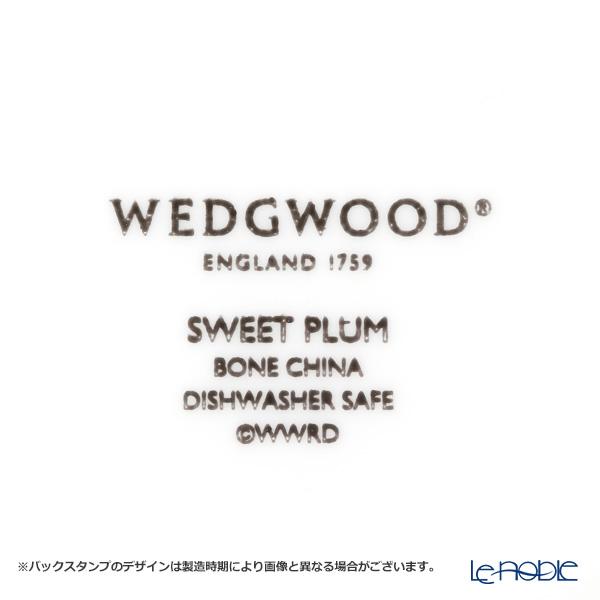 ウェッジウッド(Wedgwood) スウィートプラムティーカップ&ソーサー(リー)