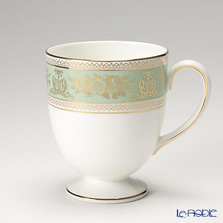 ウェッジウッド(Wedgwood) コロンビアセージグリーンマグカップ(リー)
